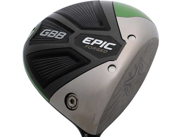 GBB EPIC FORGED  9.5°